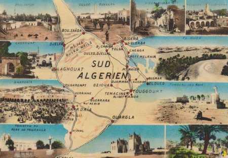SAHARA - Carte Postale