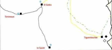 TIMIMOUN - EL GOLEA - IN SALAH