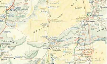 EL GOLEA - IN SALAH - FORT-FLATTERS