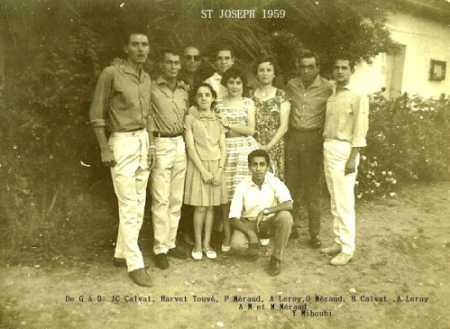SAINT-JOSEPH - 1959