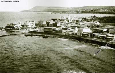 La SALAMANDRE en 1960
