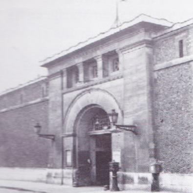 Prison de la SANTE