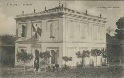 SAOULA - La Mairie