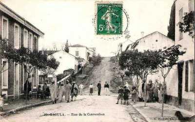 SAOULA - Rue de la Convention