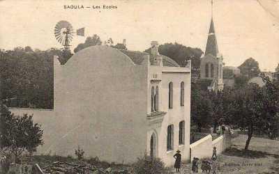 L'Ecole et son clocher