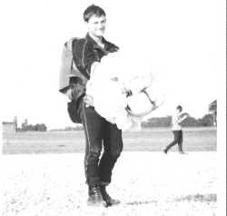1961 - Daniel MANSION Philippeville - 1er RCP Camp Pehau