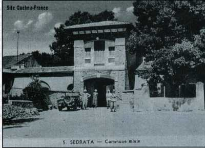 SEDRATA - La Commune Mixte