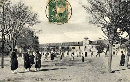 SETIF - Caserne des Zouaves