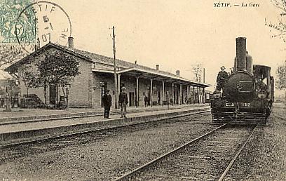 SETIF - L'Ancienne Gare