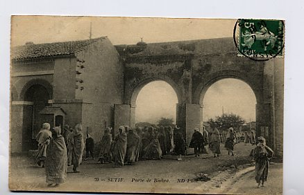 SETIF - Porte de Biskra