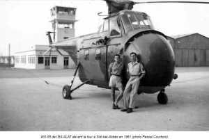 SIDI-BEL-ABBES en 1961