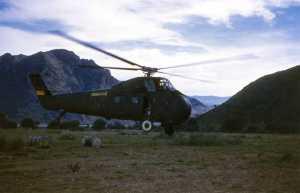 Sikorski H 34