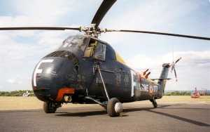 SIKORSKY H-34 - Mammouth