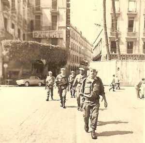 A Alger en 1962