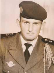 Para Robert LANERO mort au combat en 1958