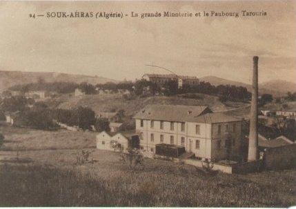 SOUK AHRAS - La Minoterie