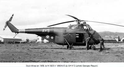 AERODROME de SOUK-AHRAS en 1959
