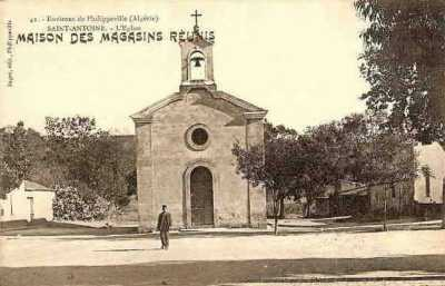 SAINT ANTOINE L'Eglise