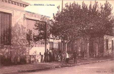 STAOUELI - La Mairie