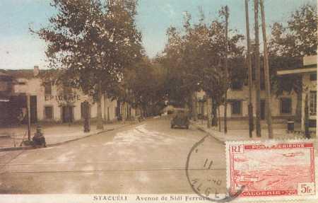 STAOUELI en 1948