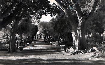 le parc Henri Decours