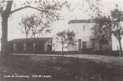 STRASBOURG L'Ecole