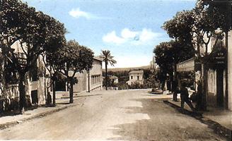 SURCOUF - La rue Centrale