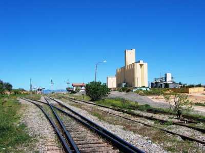 TABIA - La Gare et le Silo