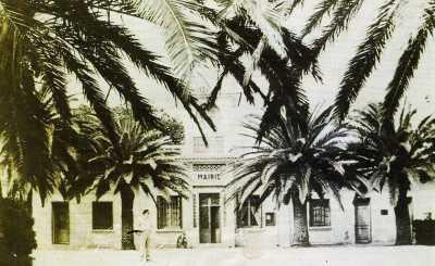 TABIA - La Mairie