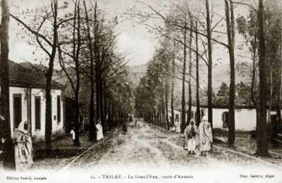 TABLAT - La Grande Rue
