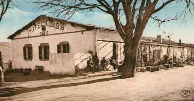 TABLAT - Hotel de l'OASIS