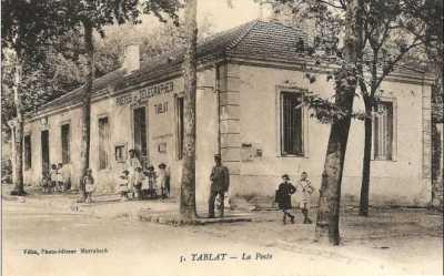 TABLAT - La Poste