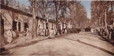 TABLAT - La rue Principale