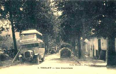TABLAT - Les Courriers