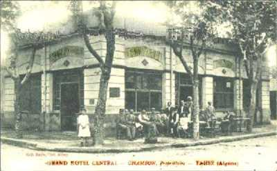 TAHER - Hotel Central