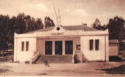 TAZMALT - La Mairie