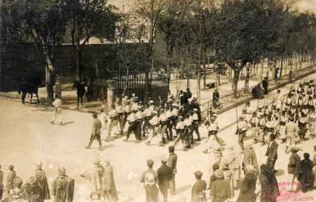 TEBESSA - 25 Avril 1916