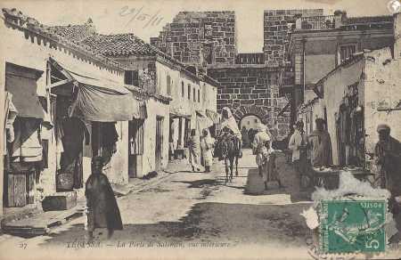TEBESSA - Porte Salomon
