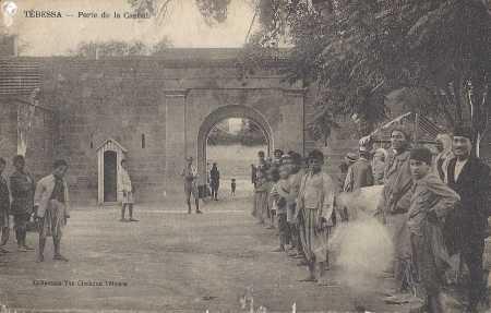 TEBESSA - Porte de la Casbah