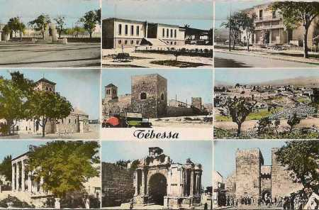 TEBESSA - Souvenirs
