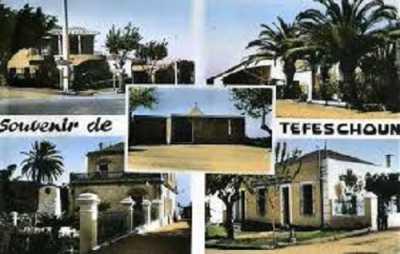 TEFESCHOUN - Carte postale
