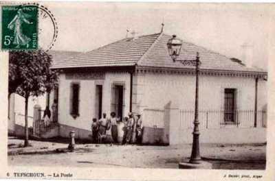 TEFESCHOUN - La Poste