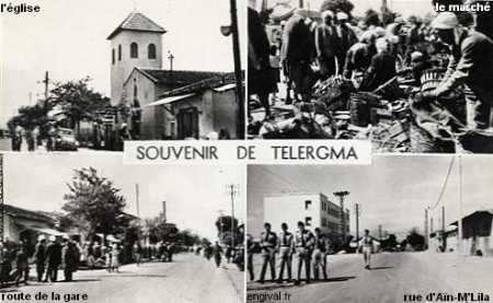 TELERGMA - Carte Postale