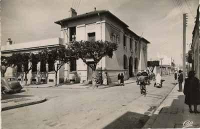 AIN-TEMOUCHENT centre ville La Grande Poste