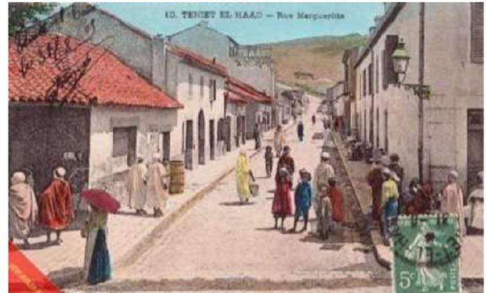TENIET - Rue Marguerite