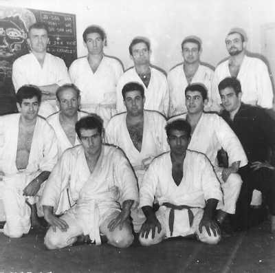 L'Equipe de Judo