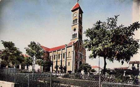 TIARET - L'Eglise