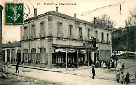 TIARET - Hotel d'Orient