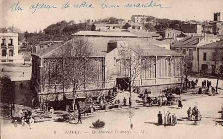 TIARET - Le MARCHE
