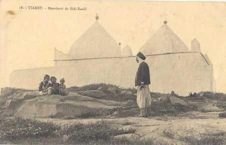 TIARET - Marabout de SIDI RAALD